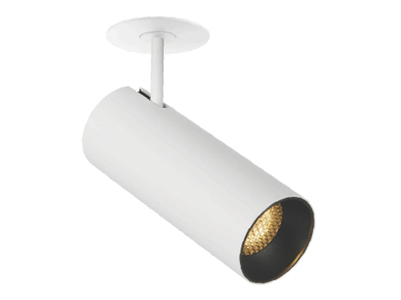 Recessed flush ceiling LED spotlight COBAS-3002