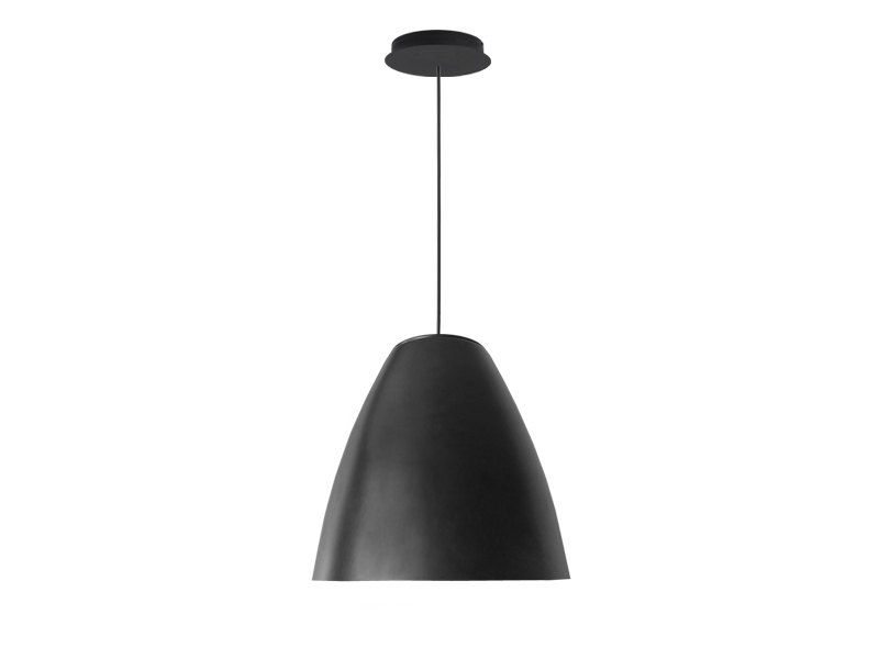 Aluminium pendant light big size with LED bulb dimmable AP-5101