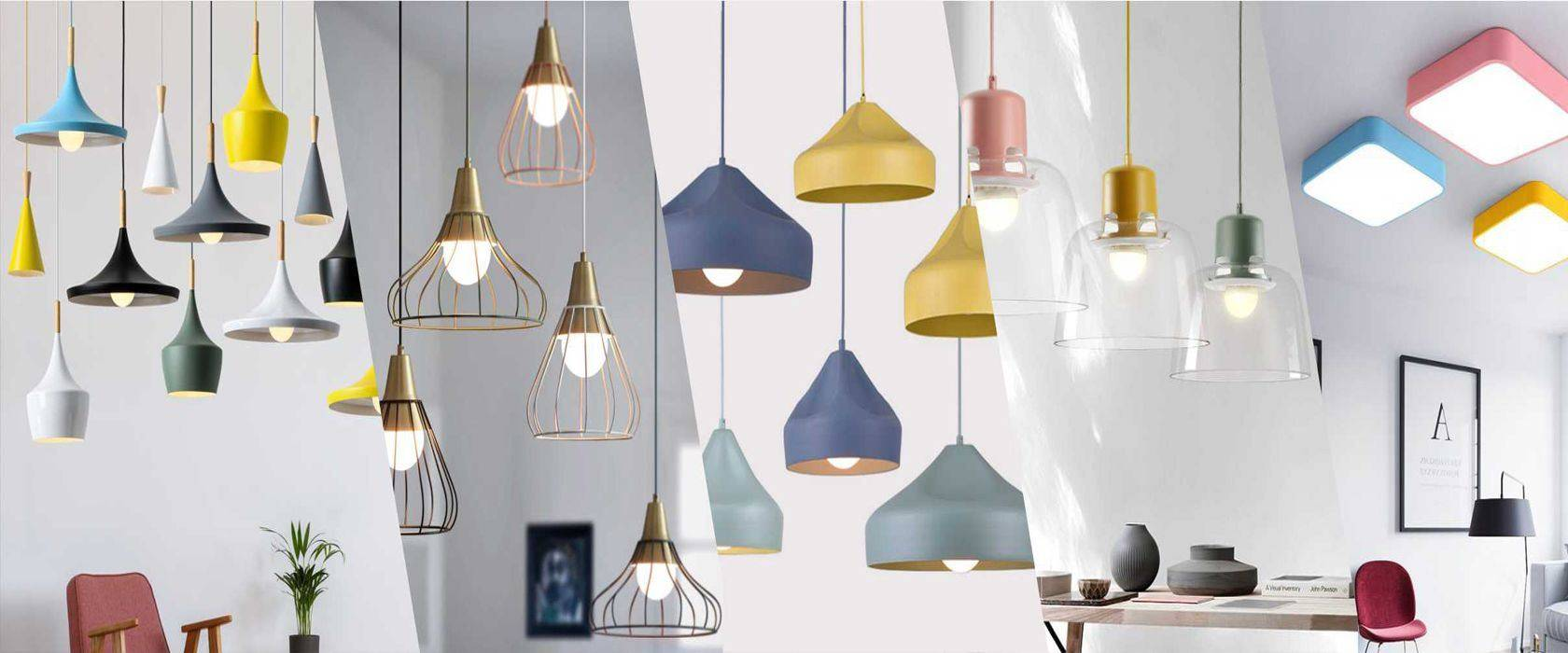 Home lighting pendant light